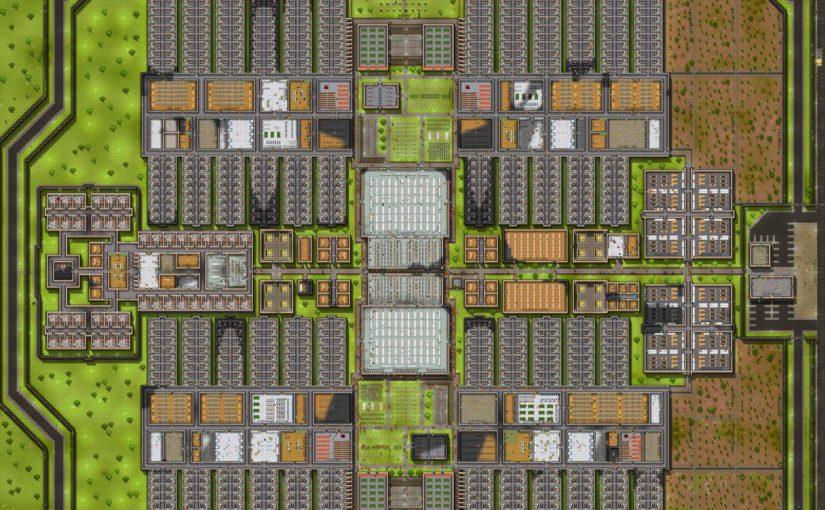Un nuovo aggiornamento di Prison Architect