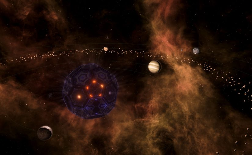 Seconda partita a Stellaris: Synthetic Dawn