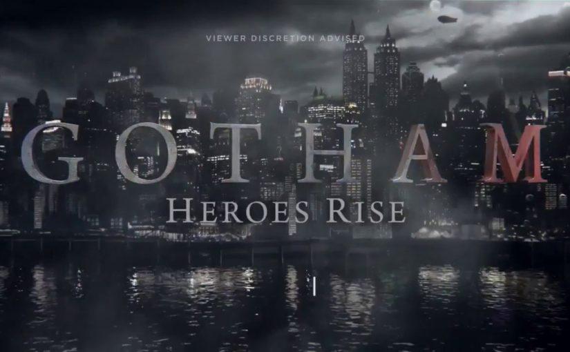 Gotham: la terza stagione
