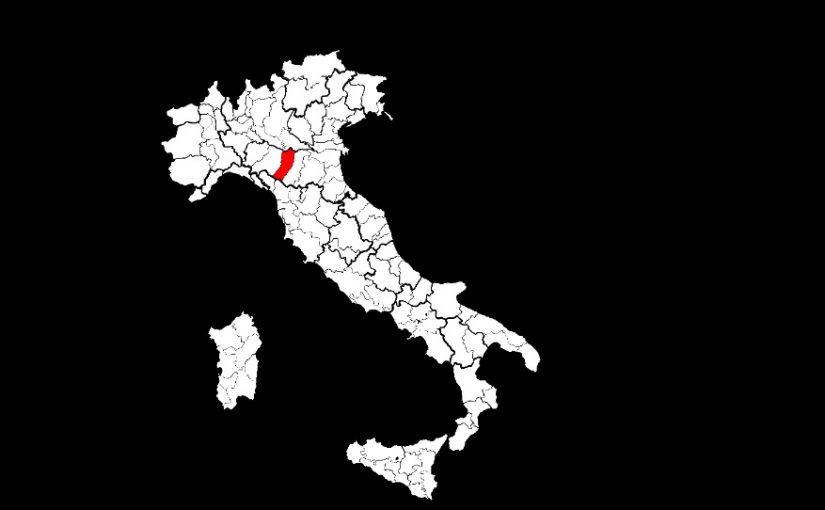 Cartina Italia Vettoriale.Mappa Cliccabile Delle Provincie Italiane Kromeboy