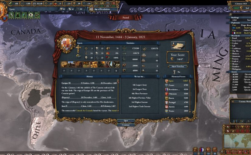 Ritorno a Europa Universalis 4