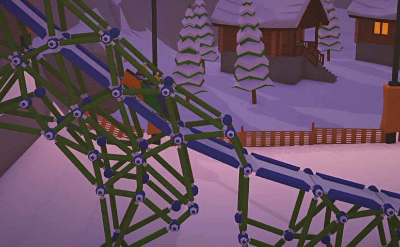 Un gioco della scorsa settimana (5 Febbraio): Carried Away: Winter Sports