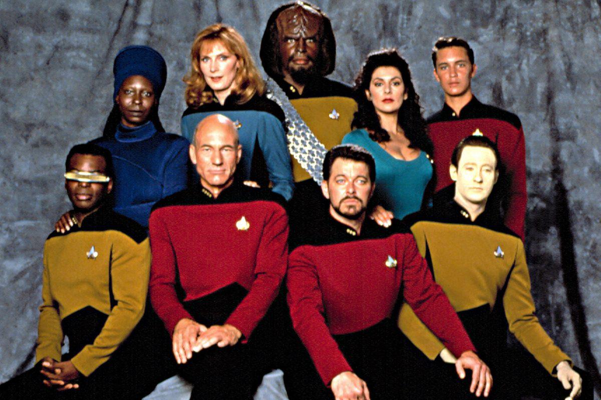 Star Trek The Next Generation Terza Stagione