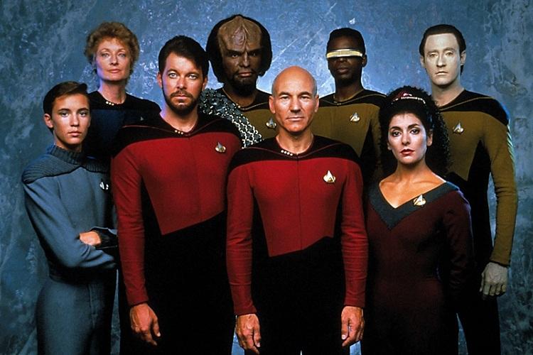 Star Trek The Next Generation Seconda Stagione