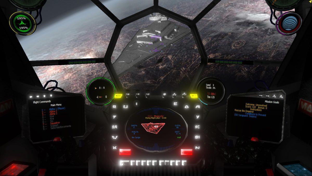 Tie Fighter Total Conversion Recensione
